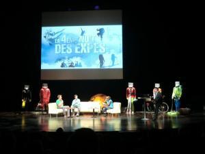 Nuit des expés 2011