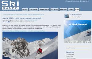 Ski Rando Mag