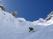 Grand ski.