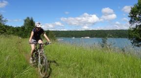 Lac de Vouglans : ca-lé