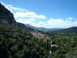 Bidou village
