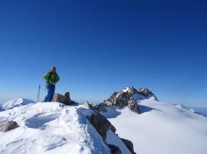 Summit de Tête Blanche