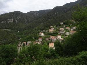 Pitits villages perchés.