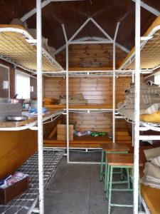 l'intérieur du Loft