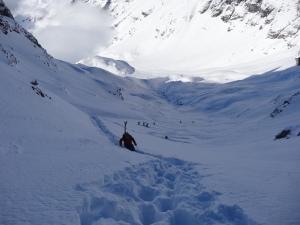 Glacier du Lamet