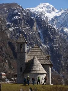 Eglise de Tethi