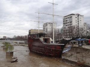 Skopje : mais qui m'a planté ici?